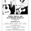 09 John Mills and RRaymond Burley at the Wigmore Hall 26-04-85.jpg