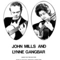 11 John Mills and Lynne Gangbar at the Peoples Theatre 01-12-77.jpg